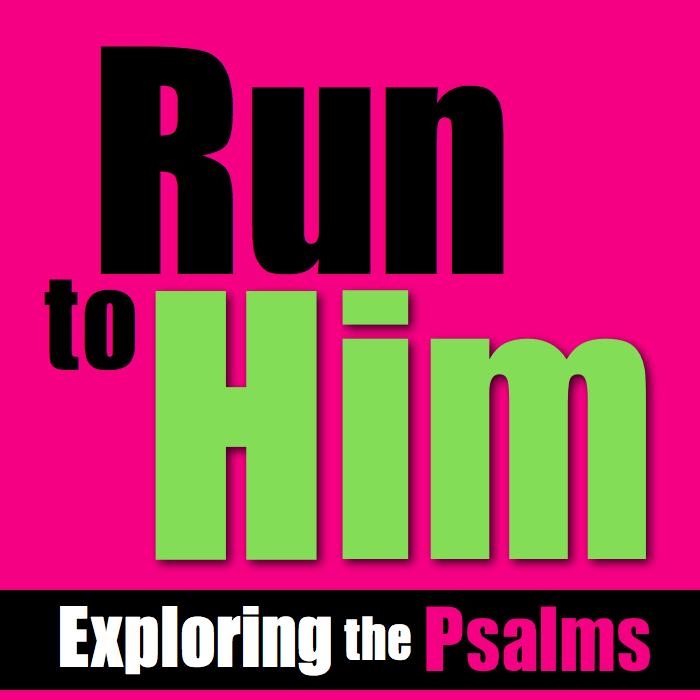 Announcing…Run to Him