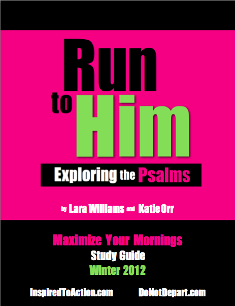Run to Him Study Guide