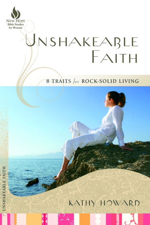 Unshakeable Faith, online Bible study