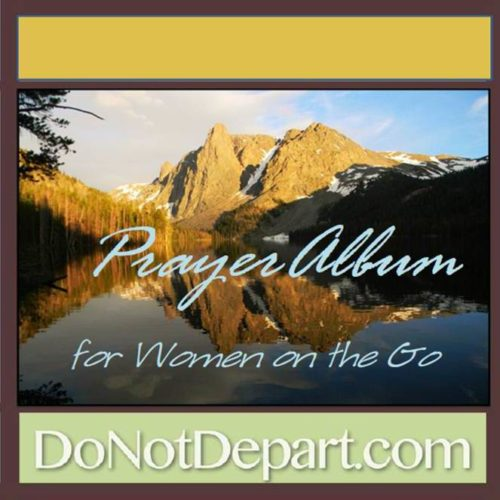Prayer Album for Women on the Go