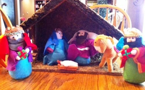 Nativity, Christmas activities