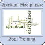 Spiritual Disciplines: Soul Training theme