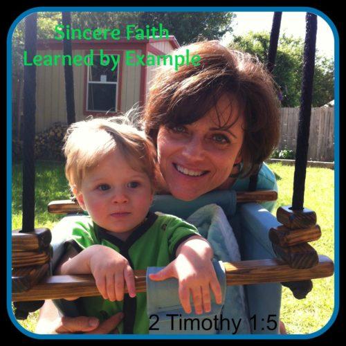 Spiritual legacy, sincere faith