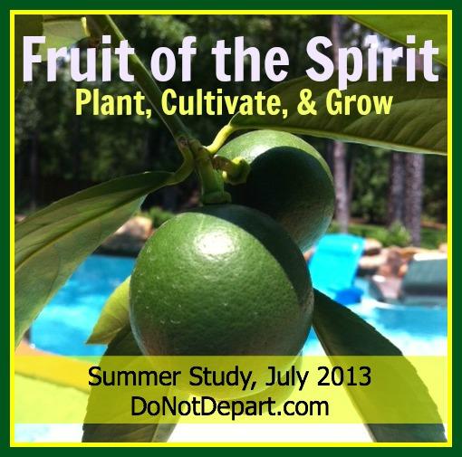 Fruit of the Spirit, Galatians 5