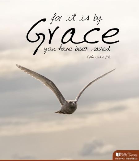 Too good to be true? Ephesians 2:8-9 {Memory Classics}