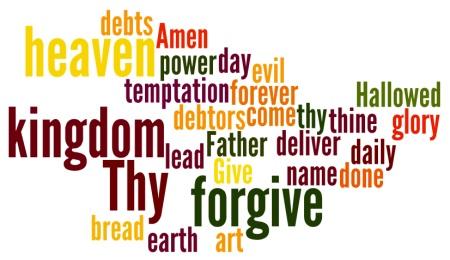 9e4814461632 how do you end the lord u2019s prayer memory classics do not depart Bible  Verses Ocean