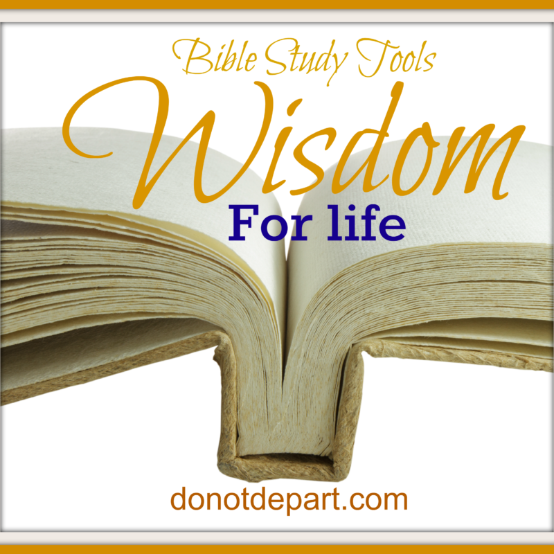 A Recap on Wisdom for Life