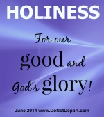 Series on Holiness