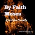 Moses Hebrews 11