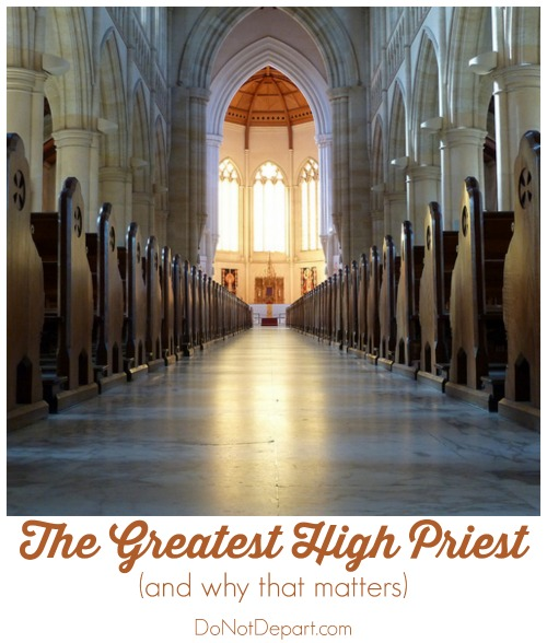 The Greatest High Priest
