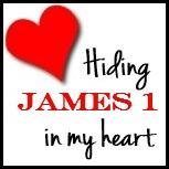Review James 1:1-13 {Memory verse}