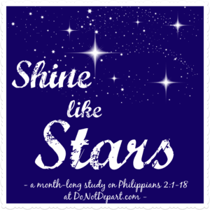 Shine Like Stars series button 300x300