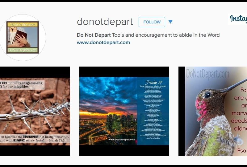 Share pictures with us on Instagram