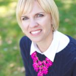 Jenni Keller, author of Love Comes Near - Advent Bible Study... read more at DoNotDepart.com