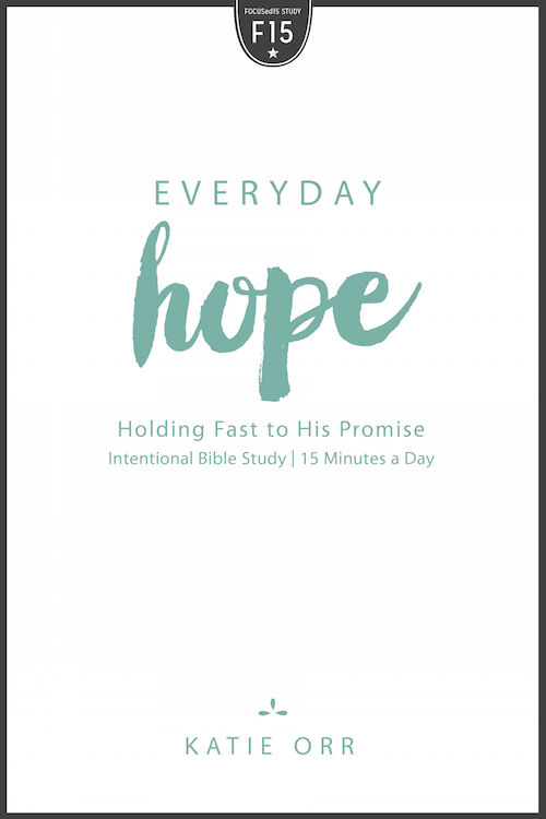 Everyday Hope Giveaway (Ends Jan 20th!)