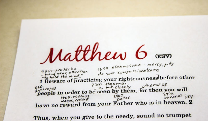 matthew-6-bible-journaling