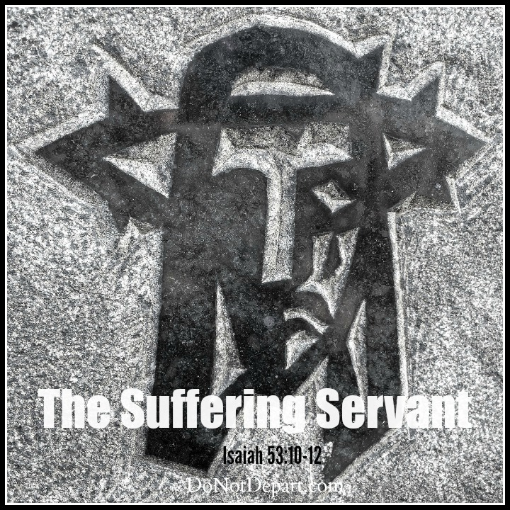 the suffering servant of isaiah refers Identity of the suffering servant of isaiah 52-53  isaiah himself, or with the  prophet class as a whole  this text relates how the king set his gardener.