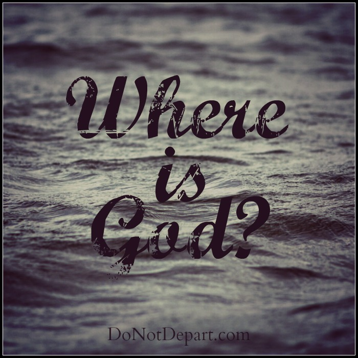 Where is God? {wrap up}