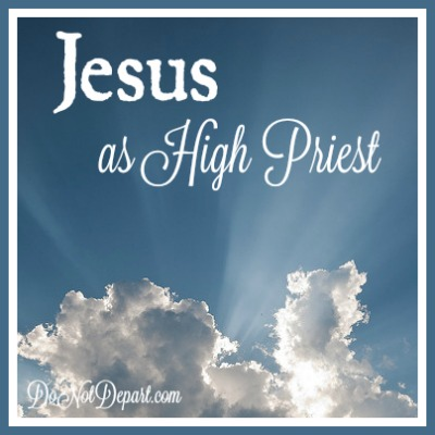 Jesus as High Priests - new series on Hebrews 4:14-5:14