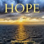 What does the bible say about hope? A series at DoNotDepart.com