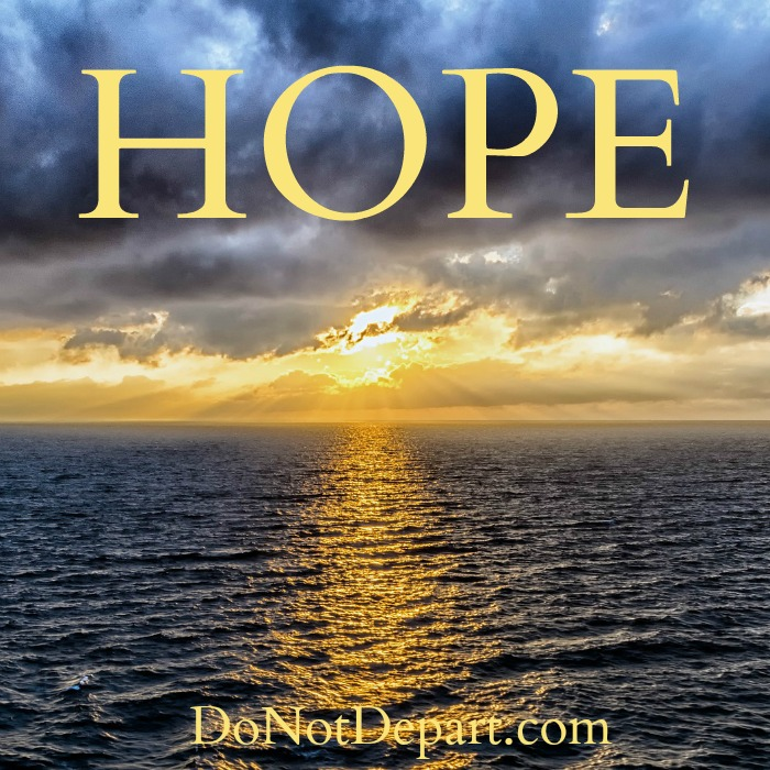 Hope {Series Wrap-Up}