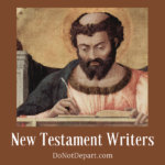 Join us for a series on the men whom God inspired to write the words of the New Testament