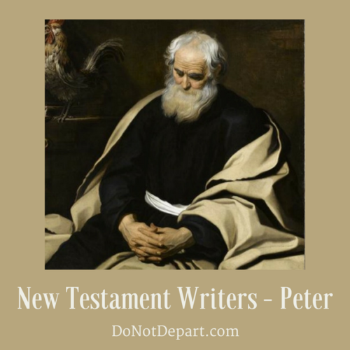 Learn more about Peter, a man of passion whose life was transformed by Jesus Christ.