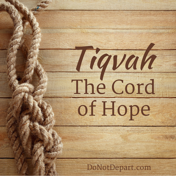 Tiqvah – The Cord of Hope
