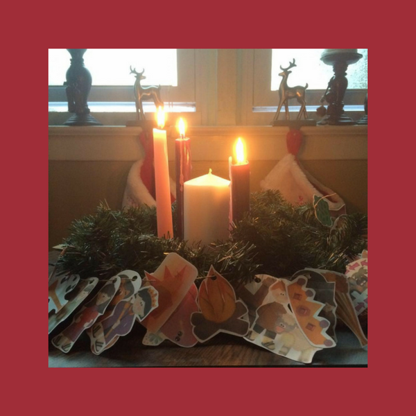 Advent & A Jesse Tree {Let the Children Come}